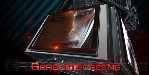 Graboid Screens - Project for After Effects (Videohive)