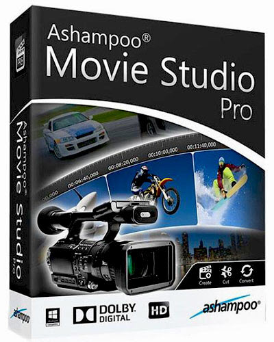 Ashampoo Movie Studio Pro 1.0.3.8 (ML/RUS/2013)
