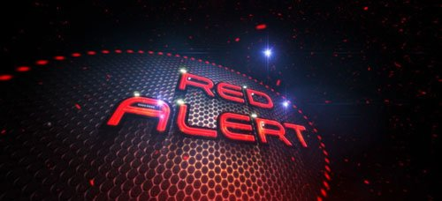 Red Alert - Project for After Effects