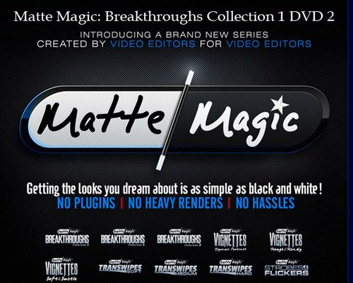 Matte Magic: Breakthroughs Collection 1 DVD 2