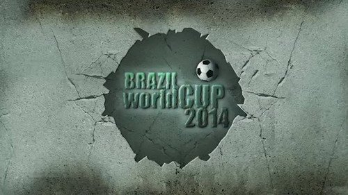 Brazil World Cup 2014 - Project for After Effects