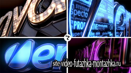 LED Logo - Project for After Effects (Videohive)