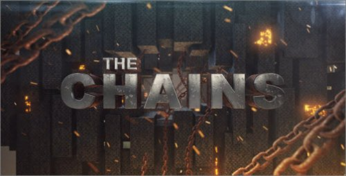 Videohive  Chains Element 3D Title Sequence