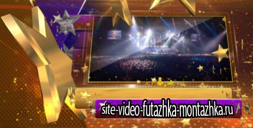 After Effects Project -  TV show or Awards Show Package. Part2