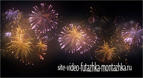 iStockVideo Lots of Fireworks - A