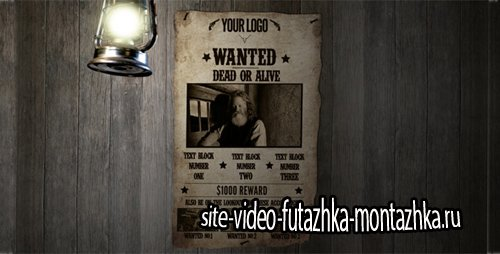 Most Wanted 182561 - Project for After Effects (Videohive)