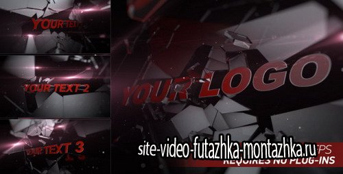 Glass Project - Project for After Effects (Videohive)