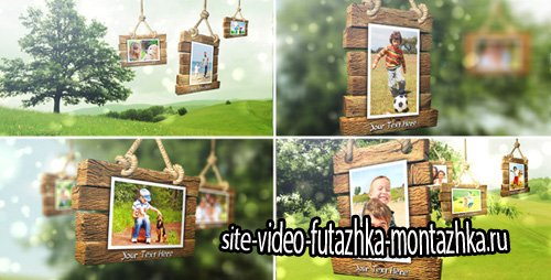 Photo Album V2 - Project for After Effects (Videohive)