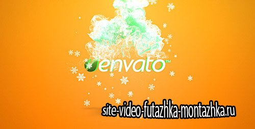Christmas Fluid Opener- Project for After Effects (Videohive)