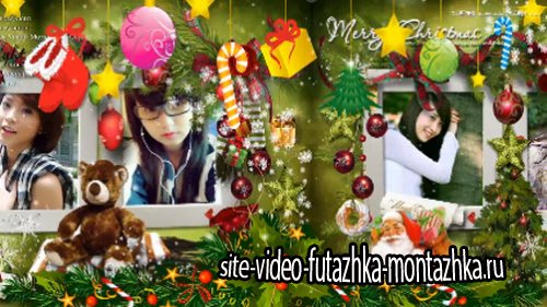Christmas - giang Sinh Avatar - проект для ProShow Producer®