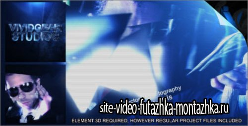 After Effect Project - Cinematic Sequence II