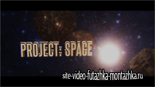 After Effect Project - Space