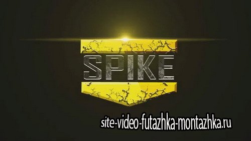 Spike TV Intro - After Effects Template