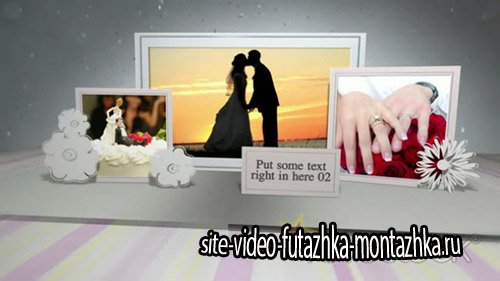 Wedding Pop Up 571997 - Project for After Effects (RevoStock)
