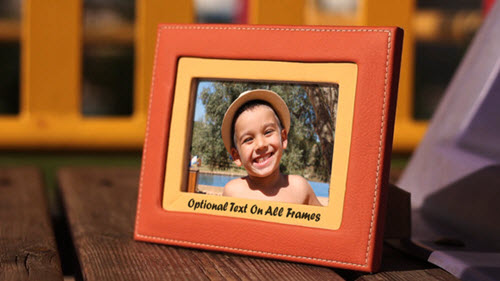 After Effect Project - Children Photo Frames
