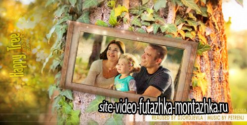 Happy Tree Family Gallery - Project for After Effects (Videohive)