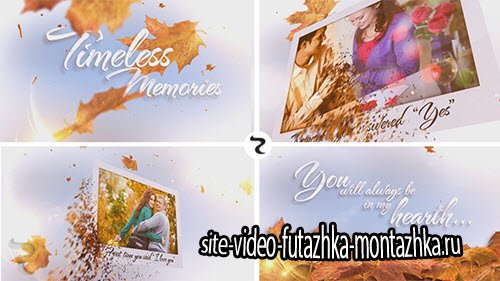 After Effect Project - Timeless Memories