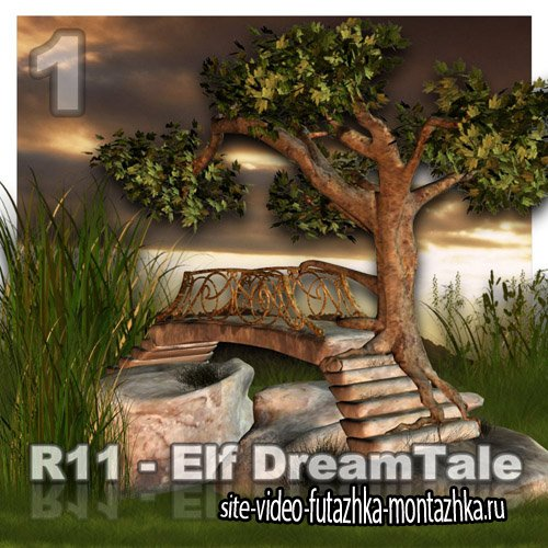 Elf DreamTale PNG Files