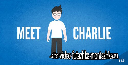 After Effect Project - Promote Your Product or Service with Charlie