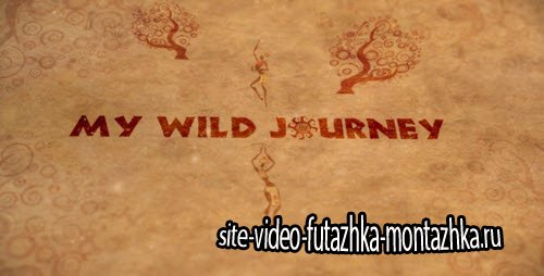 After Effect Project - My Wild Journey