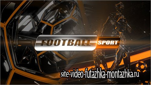 After Effect Project - Football Opener, Logo & On-Air Complete Package