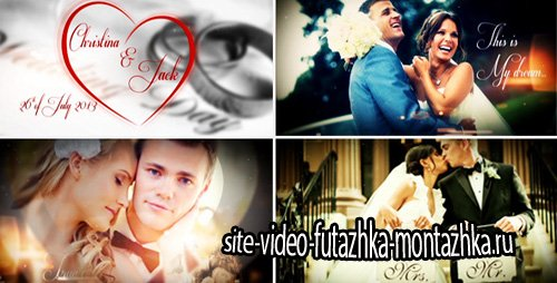 Wedding Story Album - Project for After Effects (Videohive)