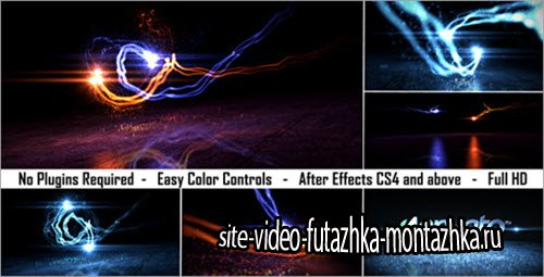 After Effect Project - Logo Light Reveal 2