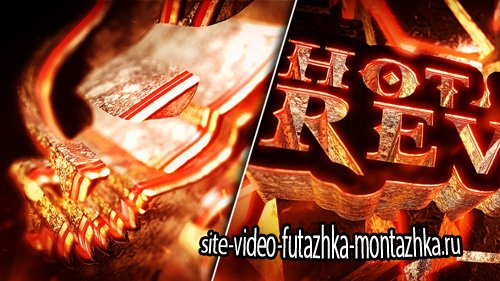 Hot Logo Reveal - Project for After Effects (Videohive)