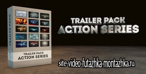 After Effect Project - Trailer Pack - Action Series