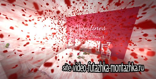 Valentines Flower Power - Project for After Effects (Videohive)