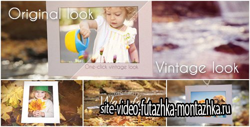 Waterfall Photo Gallery - Project for After Effects (Videohive)