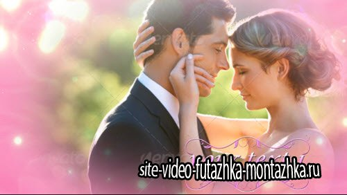 After Effect Project - Wedding Memories