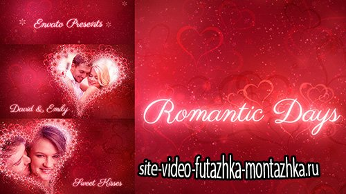 Romantic Days - Project for After Effects (Videohive)