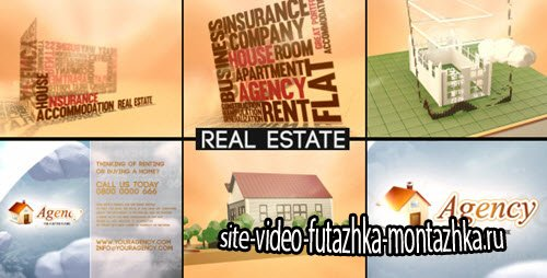 After Effect Project - Agency - Real Estate Promo