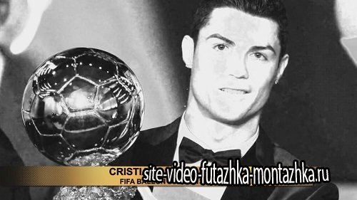 Lower third FIFA Ballon D?or - Project for After Effects