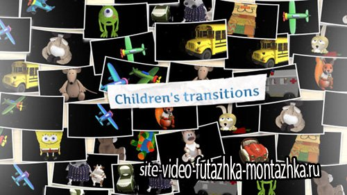 Children's Transitions Footage