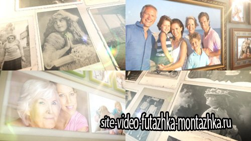 Memory Journey - Project for After Effects (Videohive)