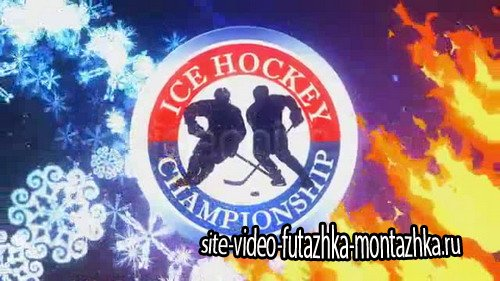 Ice Hockey Championship - Project for After Effects