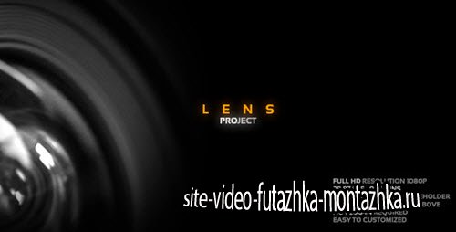 After Effect Project - Lens Project