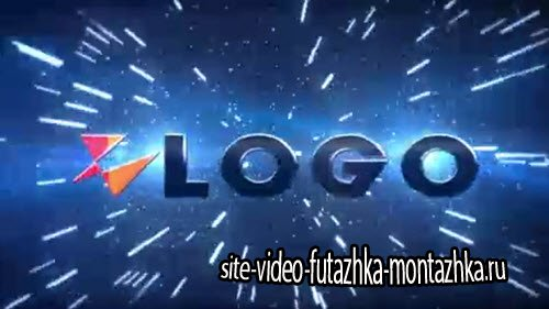 Wormhole Logo After Effects Template