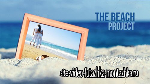 After Effect Project - The Beach Project
