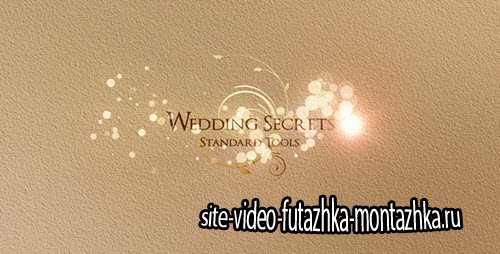 Wedding Secrets - Project for After Effects