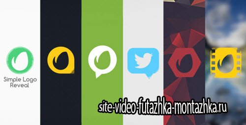 Simple Logo Reveal - After Effects Project (Videohive)
