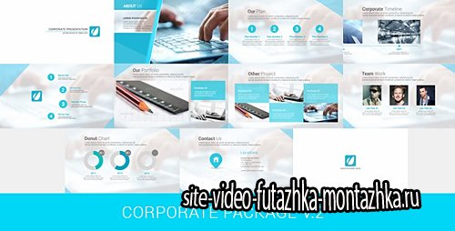 Corporate Package V.2 - Project for After Effects (Videohive)