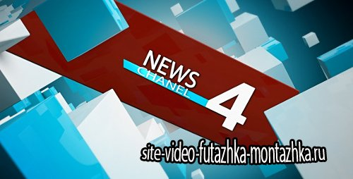 News Channel - Project for After Effects (Videohive)