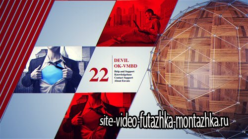 Global Network-Corporate Video Package - Project for After Effects (Videohive)