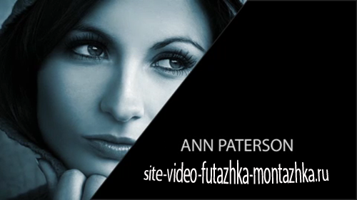 Black Intro - After Effects Template