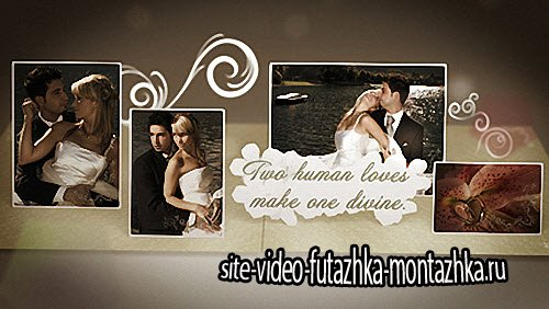 Wedding Album After Effects Intro - Project for After Effects