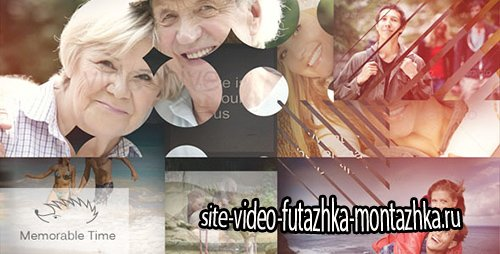 Memorable Time - Project for After Effects (Videohive)