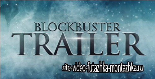 Blockbuster Trailer 7 - Project for After Effects (Videohive)